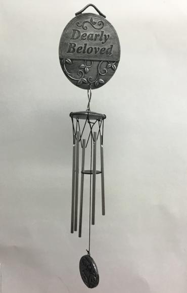Oval Wind Chime