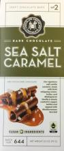 Dark Chocolate Sea Salt Caramel Bar