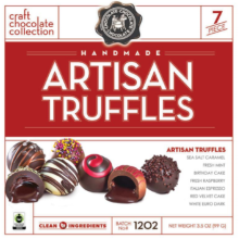 Artisan Truffles 7 pc box