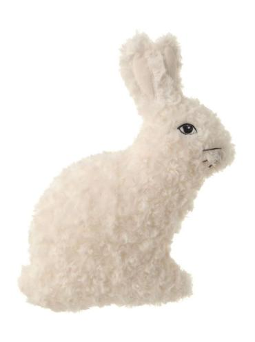Plush White Rabbit
