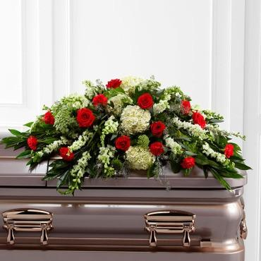 Sincerity Casket Spray