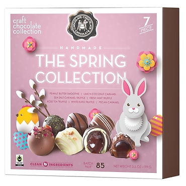 Spring Collection Chocolates