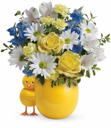 Sweet Peep Bouquet