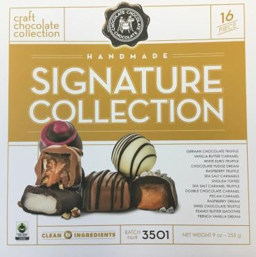 Signature Collection 16 pc