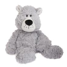 Gray Plush Bear