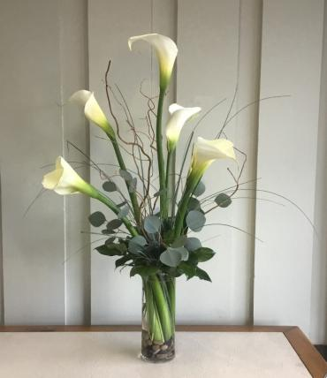 Graceful Calla Lilies * Deluxe*