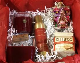 The Smell of Christmas Gift Box