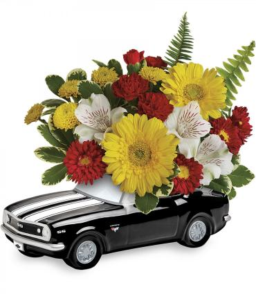 \'67 Chevy Camaro Bouquet