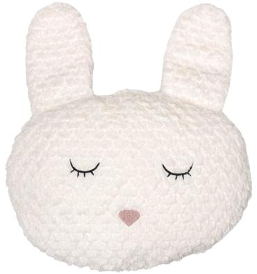 Plush Bunny Pillow