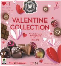 Valentine Collection 7pc
