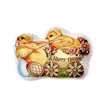 Vintage Chicks Pillow